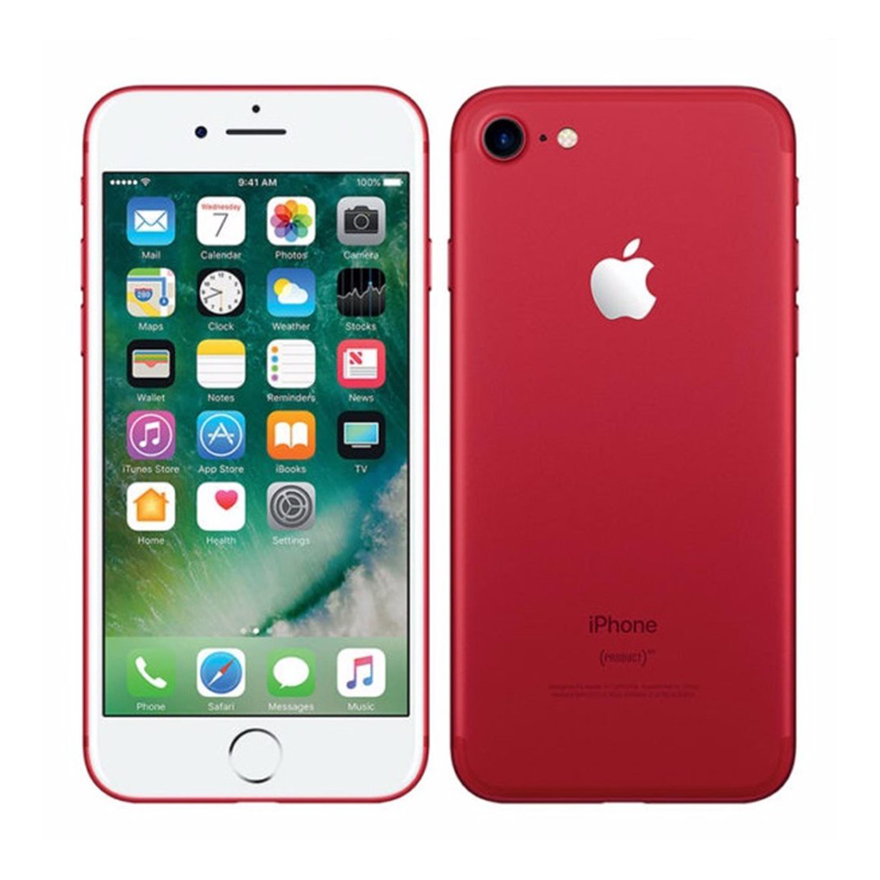 Apple IPhone 7 128GB RED (NEW) - Zaibis Online Store